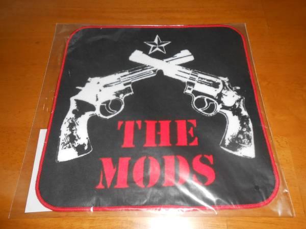 ザ・モッズ/THE MODS/ファンクラブ特典/ミニタオル/新品未使用