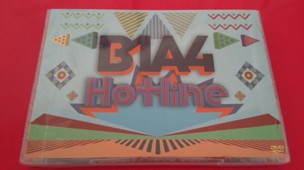 《新品未開封》B1A4『B1A4 Hotline』 DVD2枚組 特典映像 ライブグッズの画像