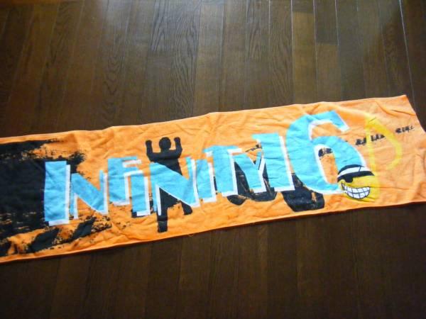 INFINITY16【新品】スポーツタオル インフィニティ 夏フェス
