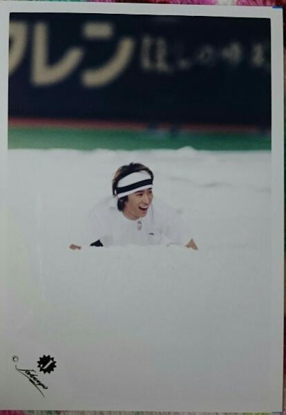 V6 三宅健 レア 公式写真 ファン感謝祭 運動会 2