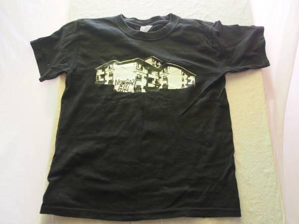 NUMBER GIRL レディース団地猫Tシャツ オリジナル ZAZEN BOYS