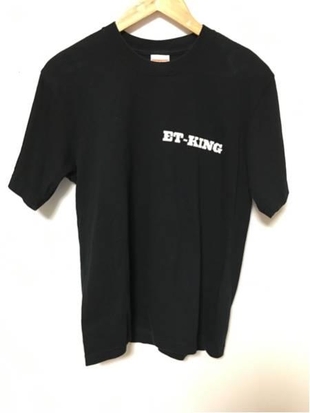 希少 正規品 ET-KING Tシャツ サイズM 状態良好 ネイビー 即決