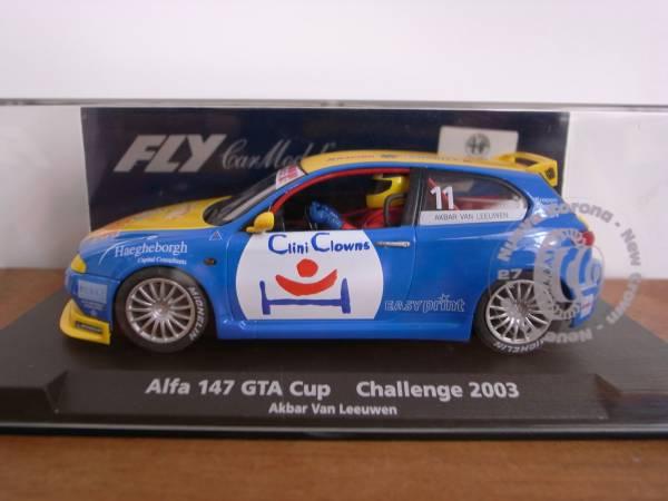 1/32 Fly ALFA 147 GTA cup Challenge 2003