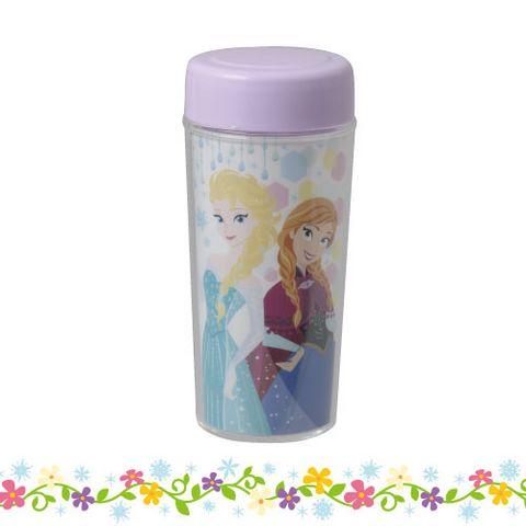 ◆TDLアナと雪の女王タンブラー ドリンクボトル アナ雪フローズンファンタジー ディズニーランド 300ml_画像3