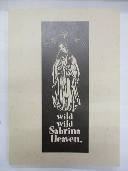 ★THEE MICHELLE GUN ELEPHANT/wild wild Sabrina Heaven/パンフ