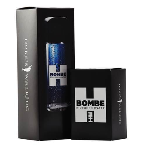 H-BOMBE Hボンベ 超高濃度水素水サーバー水素発生剤セット 黒_画像2