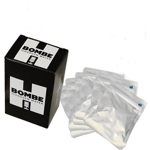 H-BOMBE Hボンベ 超高濃度水素水サーバー水素発生剤セット 黒_画像3