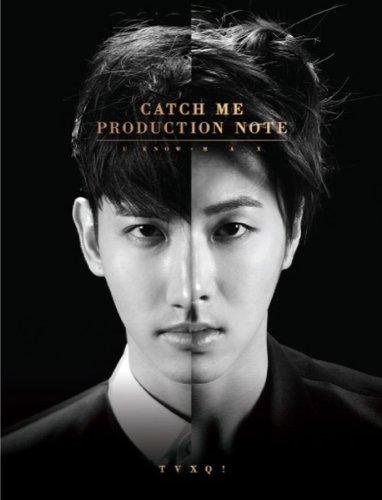東方神起 TVXQ CATCH ME PRODUCTION NOTE (2DVD)(韓国盤)_画像1