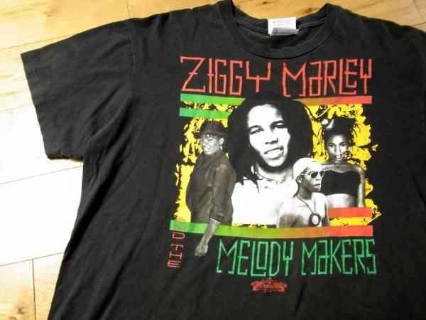 送料¥164!ziggy marleyビンテージUSツアーTシャツレゲエ