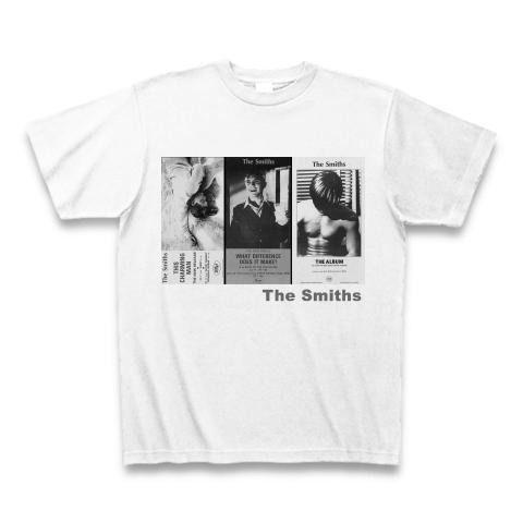 The Smiths (ザ・スミス) ロックTシャツ(ホワイト)