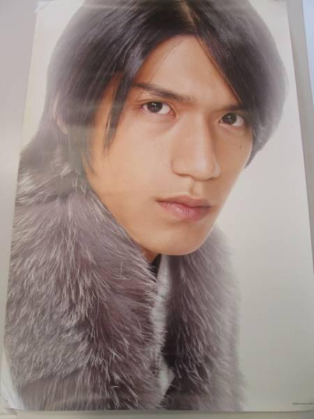 【ジャニーズ / ポスター】 ★タッキー★ 滝沢秀明 ポスター2006