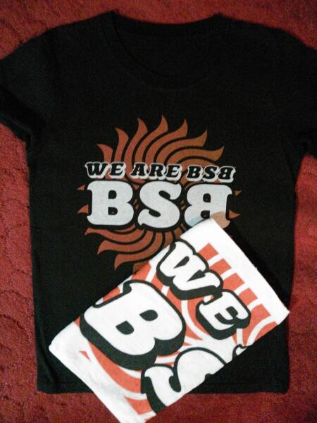 美品 BSB Tシャツ+タオル 2点セット レア Aqua Timez  送料250円