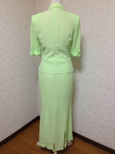 【上下セット】 ◆ ALIVILA / アリビラ ◆ スーツ ジャケット スカート 「サイズ:9AR64」 (CM30L089)_画像2