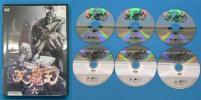 北斗の拳 ラオウ外伝 天の覇王 レンタル DVD 全6巻♪