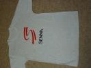 Ayrton Senna アイルトン・セナ SSマーク Tシャツ 未使用新品
