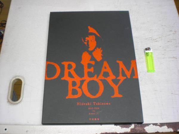 即 DREAM BOY パンフ 2004 滝沢秀明 KAT-TUN 関ジャニ 帝国劇場