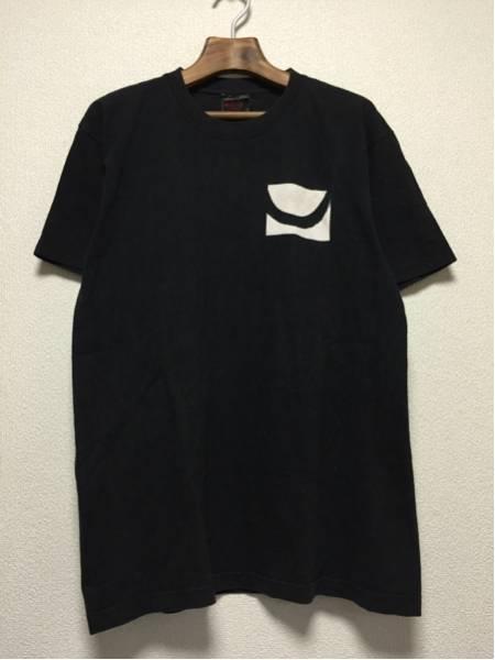 [即決古着]Underworld/アンダーワールド/バンドTシャツ/半袖/黒/ブラック/L