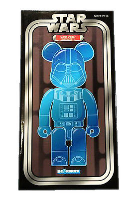 新品 BE@RBRICK DARTH VADER HOLOGRAPHIC 1000% スターウォーズ_画像2