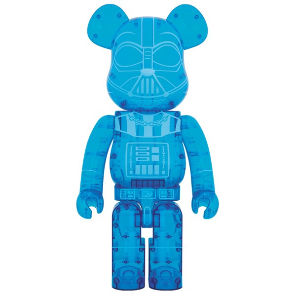 新品 BE@RBRICK DARTH VADER HOLOGRAPHIC 1000% スターウォーズ_画像1