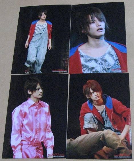 中山優馬 PLAYZONE2010写真4枚⑥新品未開封