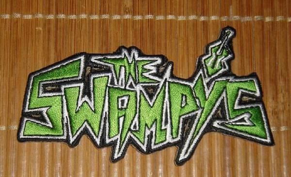 新品★SWAMPY'Sのワッペン(旧ロゴ・スワンピーズサイコビリー)