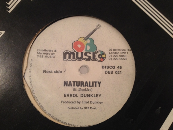 ★Errol Dunkley/Come Natural★メロウROOTS!_画像2
