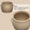 ファンジン黄土座浴器 韓国よもぎ蒸し 黄土座浴専用黄土壺