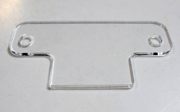 crack not! THORENS TD124* strengthen plastic strobo * window