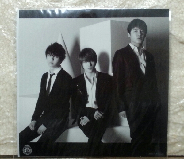 JYJ THANKSGIVING LIVE IN DOME ステッカー