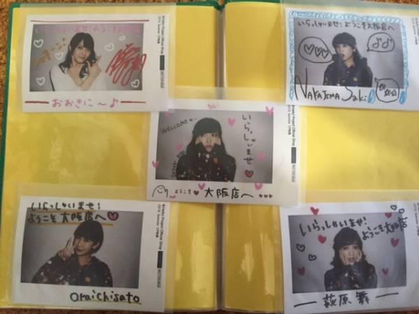 ■2016 Summerキャンペーン大阪店限定L判写真 ℃-ute5枚セット■