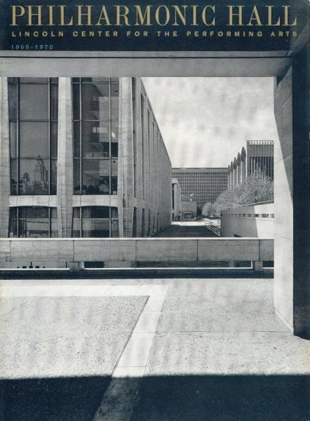【レアプログラム】19700212アイリーン・ファーレル リサイタル