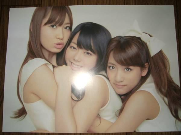 【販促ミニポスターF13】 ノースリーブス AKB48 非売品!