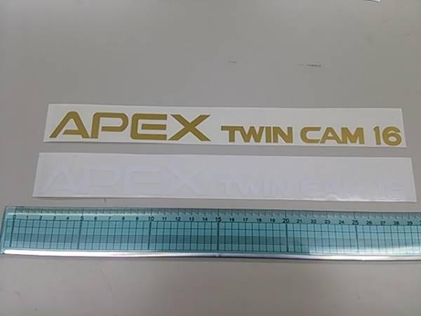 41A AE86レビントレノ APEX TWINCAM16 リアゲート白