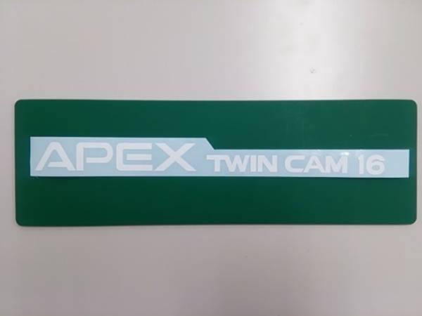 41A AE86レビントレノ APEX TWINCAM16 リアゲート白_画像2