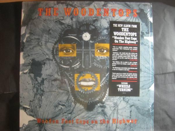 THE WOODENTOPS / WOODEN FOOT COPS ON THE HIGHWAY◆U852NO◆_画像1