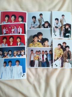 V6&20th正規品生写真 コンサートグッズの画像