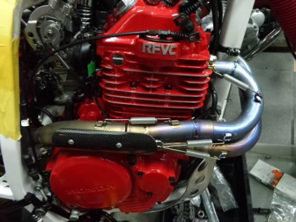 耐熱塗料 AREA トップヒート 赤 CBX GS FX Z1 Z2 J CBR GSX RG XJ XL モンキー ゴリラ JAZZ_画像2