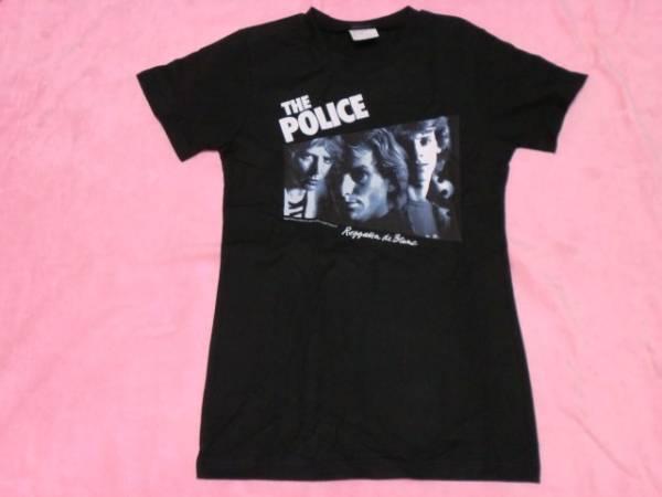 THE POLICE ポリス Tシャツ バンドT ツアーT ロックT 女 L Sting