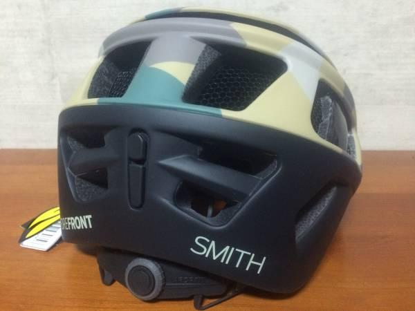 新品 SMITH FOREFRONT L 59-63cm Trail Camo スミス フォアフロント ヘルメット トレイル カモ_画像3