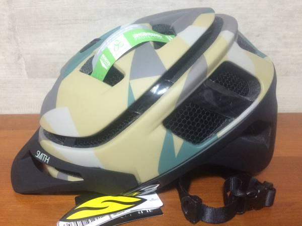 新品 SMITH FOREFRONT L 59-63cm Trail Camo スミス フォアフロント ヘルメット トレイル カモ_画像2