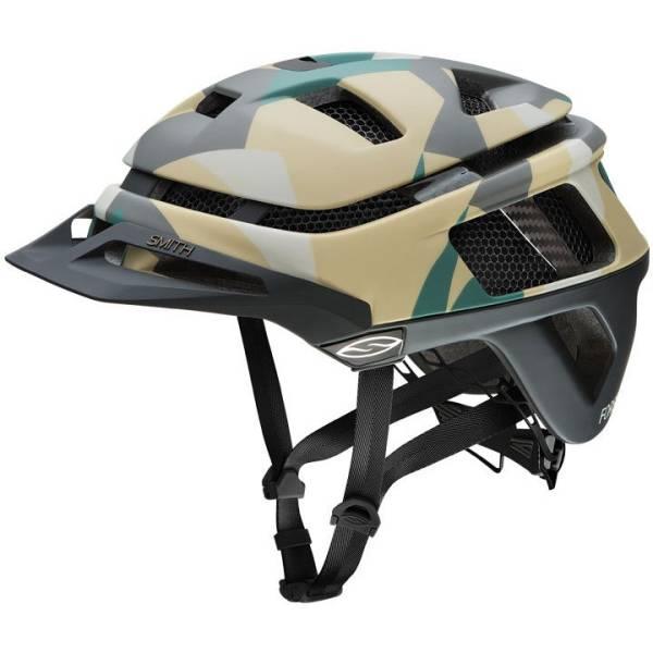 新品 SMITH FOREFRONT L 59-63cm Trail Camo スミス フォアフロント ヘルメット トレイル カモ