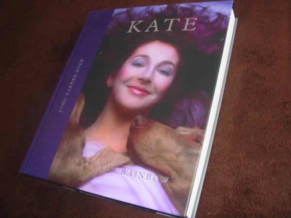 送料無料 ケイトブッシュ 写真集 新品 洋書