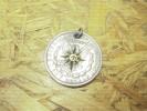 本物モルガンコイン☆18金無垢 イーグルメタル 8本彫 検索 オールドゴローズ風