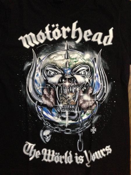 Motorhead ロック Tシャツ M モーターヘッド