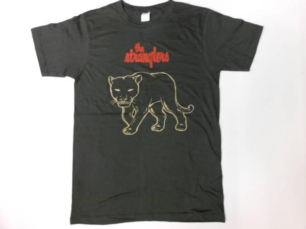 ◆即決!◆ザ・ストラングラーズ≪黒豹!≫新品 Tシャツ◆CLASH