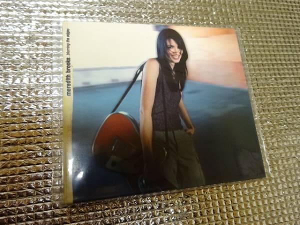 CD Meredith Brooks Blurring the Edges