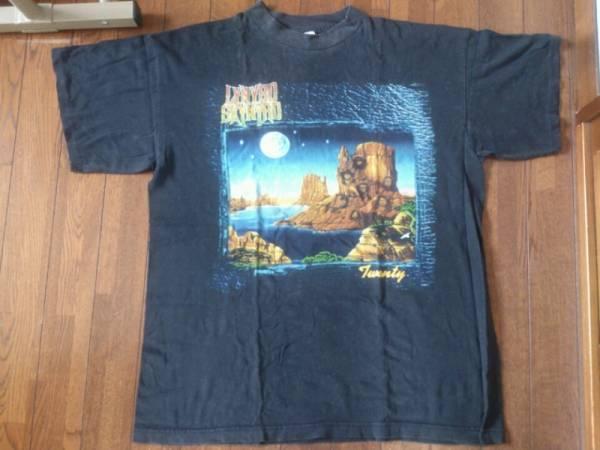 即決送料無料 usa製 lynyrdskyneard レイナードスキナード ビンテージTシャツ 黒 L / ビンテージロックTシャツ 80s 90s