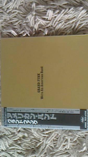グランドファンクレイルロード【アメリカンバンド】紙ジャケ新品未開封 CDHYR_画像1