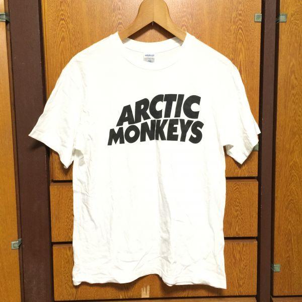 Arctic Monkeys Tシャツ S 白 ヒステリックグラマー サマソニ