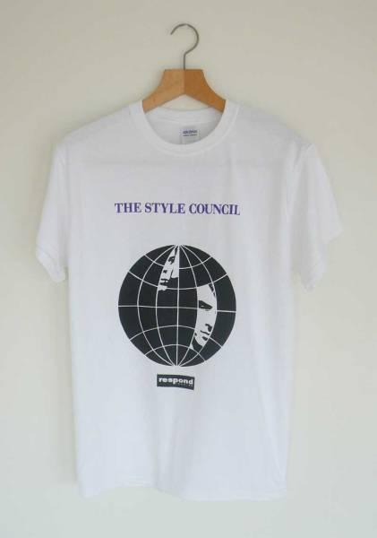 【新品】 Style Council Tシャツ M Paul Weller モッズ Mods